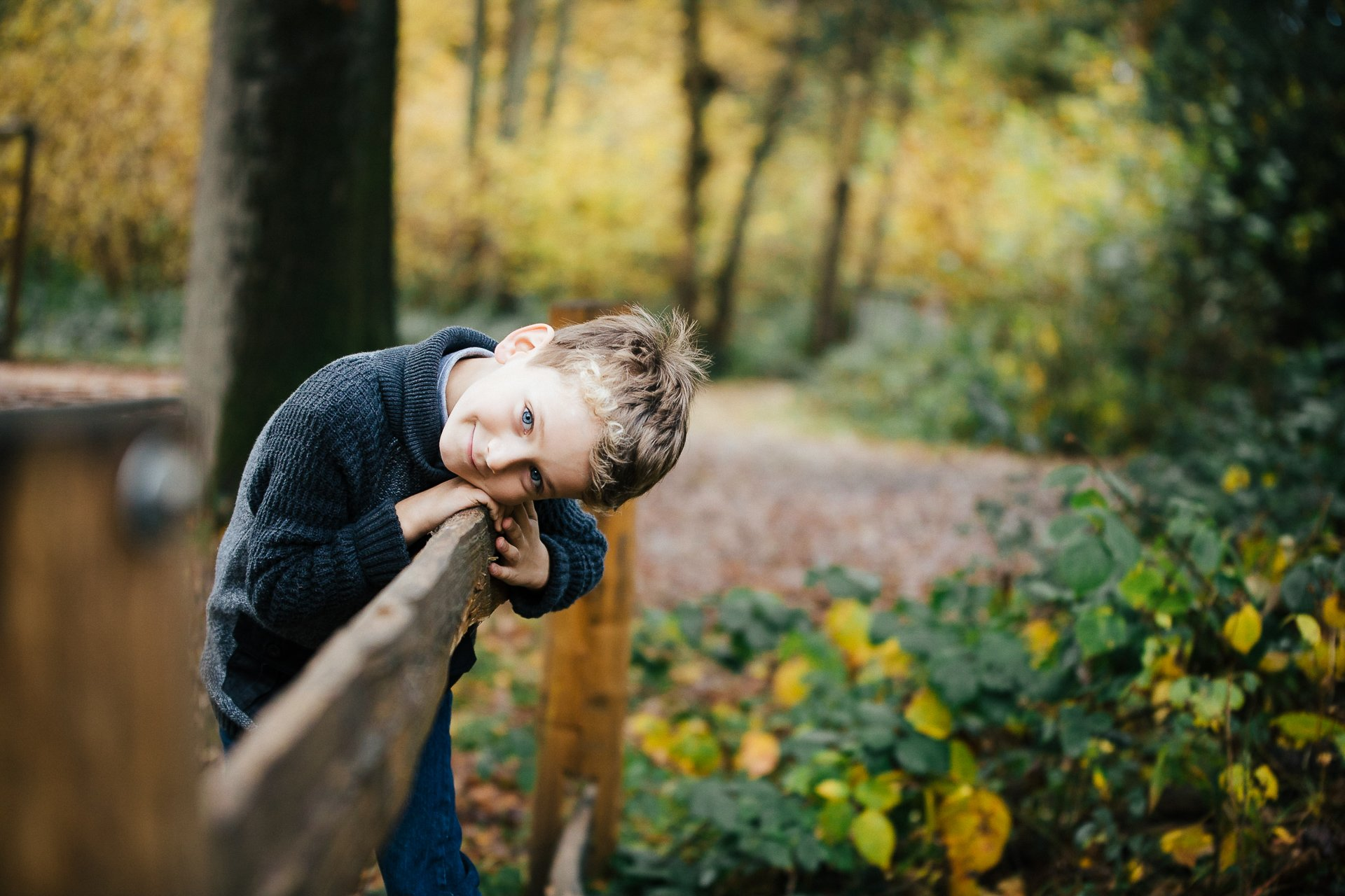 Autumnal Family Shoot -- The Roberts -- Nicola Dawson Photography-47