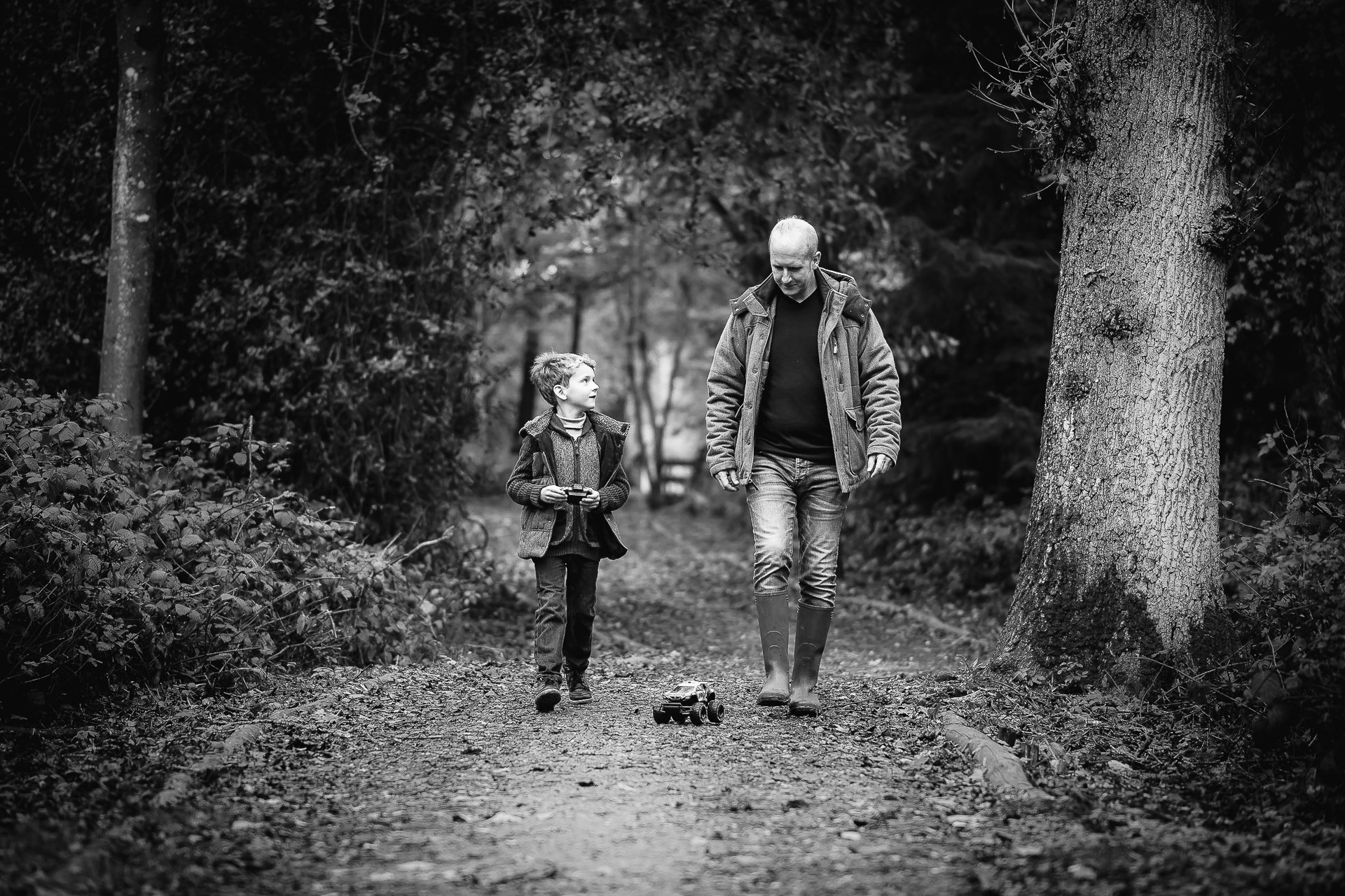 Autumnal Family Shoot -- The Roberts -- Nicola Dawson Photography-54