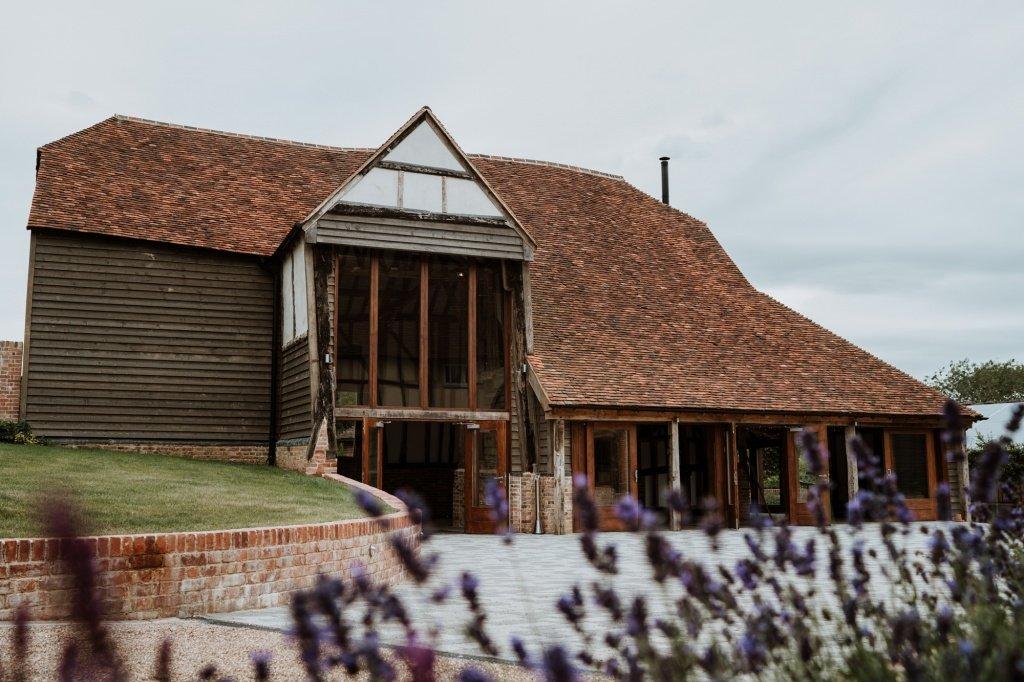 The Oak Barn Wedding Photography
