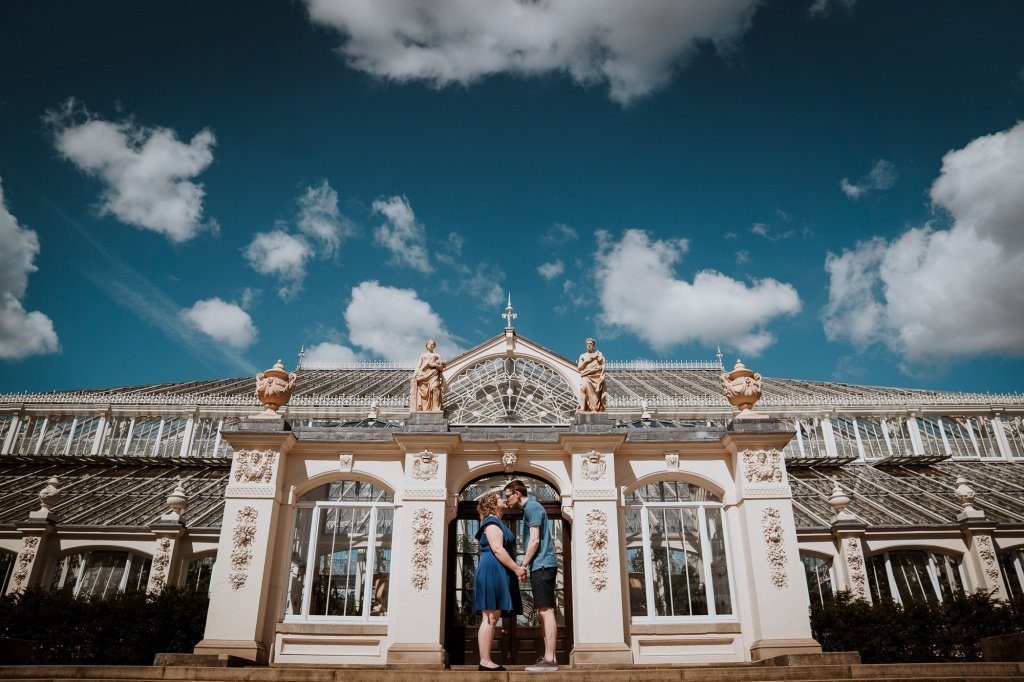 Engagement Photography – Kew Gardens