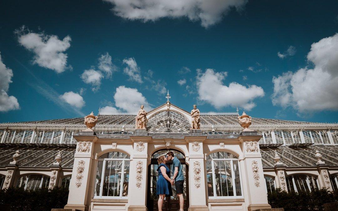 Engagement Photography – Kew Gardens