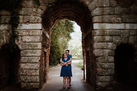 006_Kew Gardens engagement shoot -- Nicola Dawson Photography