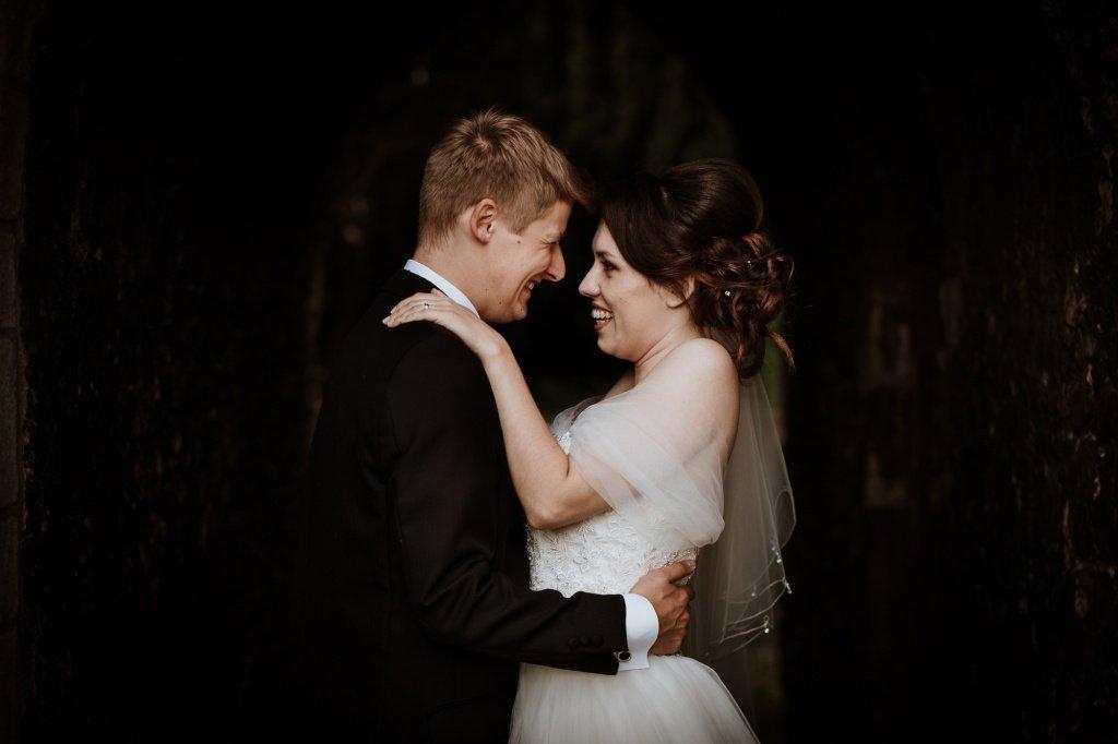 Intimate Wedding at Shorne Church