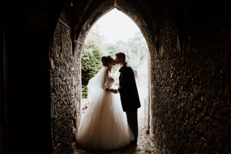 404_Kent Church Wedding -- Nicola Dawson Photography