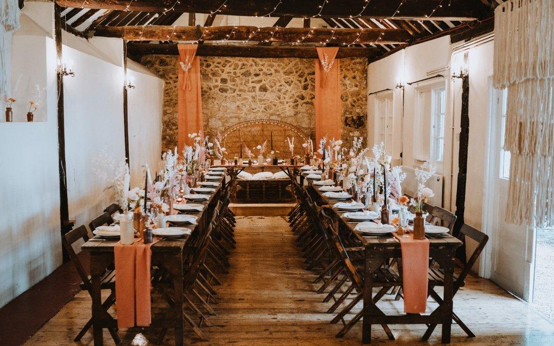 6 Top Kent Wedding Venues